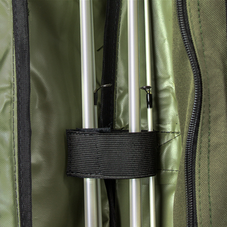 Arapaima Fishing Equipment® Rod Bag rise 3 Compartments