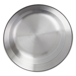 Black Snake® Stainless Steel Plate