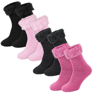 Tarjane® Womens Thermal Socks fleecy